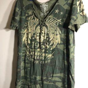 Rebel Saints XL shirt